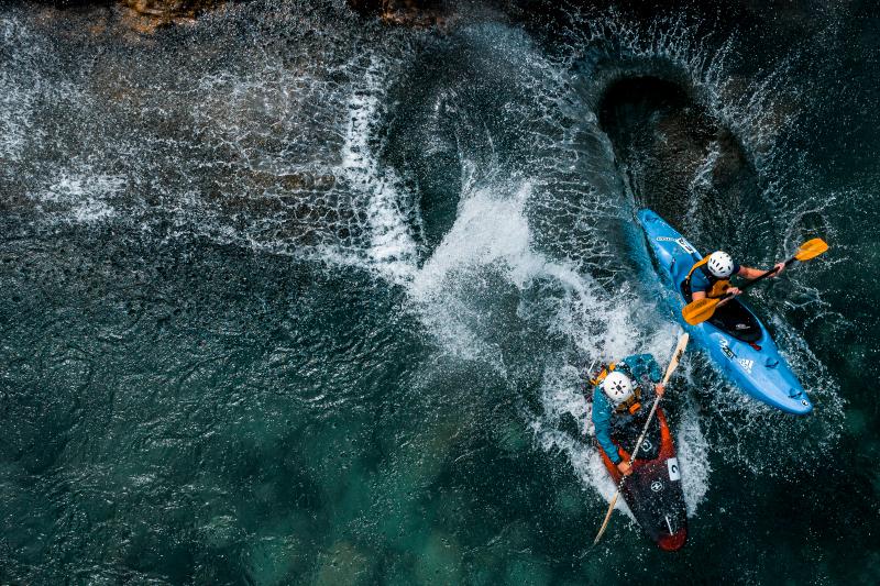 Photoshooting Kayak Fest – Tara / Montenegro