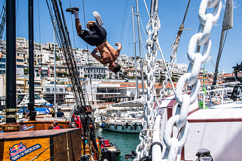 Red Bull Art of Motion – Athens / Greece
