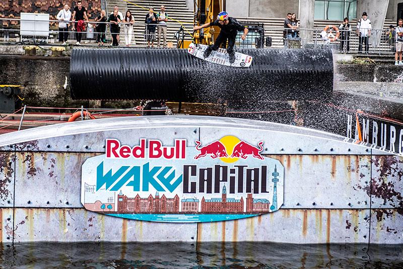 Red Bull Wake Capital – Hamburg / Germany